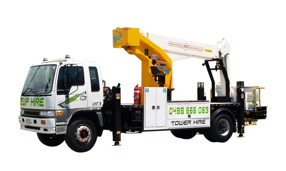 15m EWP Hire | Unit 9 | EWP Hire Gold Coast | Australia
