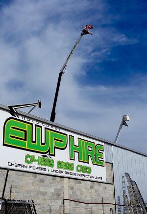 Gold Coast Elevated Work Platform | EWP HIre
