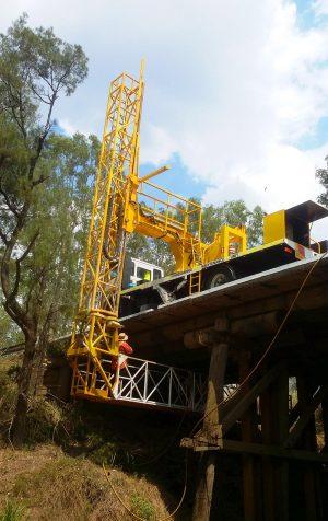 Gold Coast Under Bridge | EWP Hire