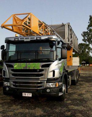 Under Bridge Maintenance Hire | Gold Coast | EWP Hire