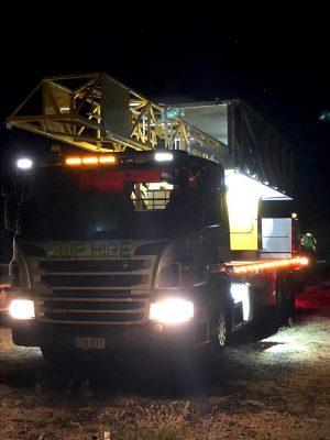 Under Bridge Maintenance Units Hire | Gold Coast | EWP Hire